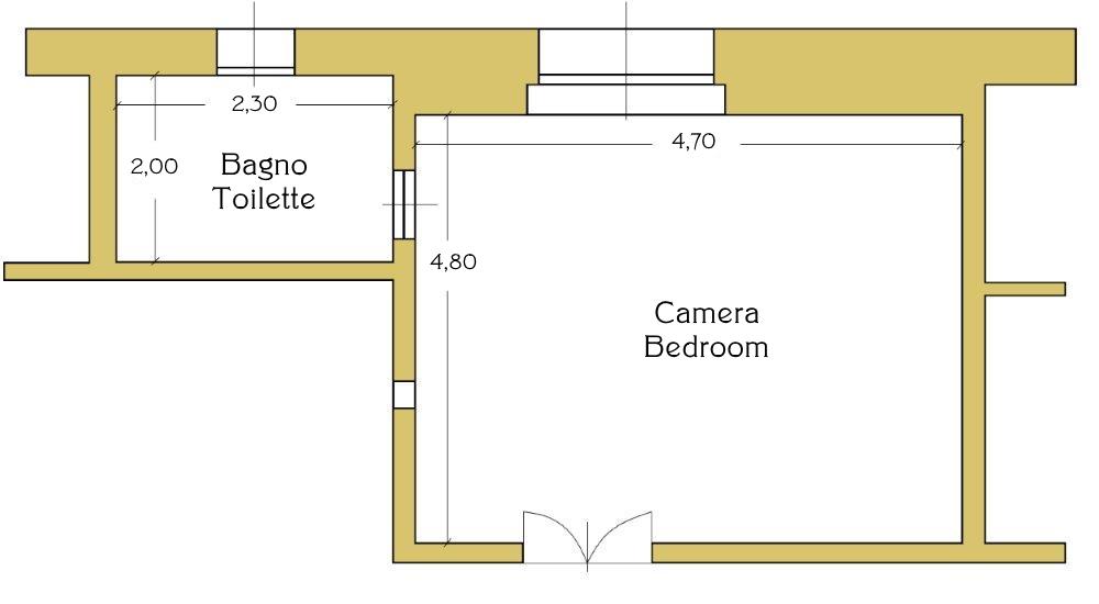 Mappa Camera Sabbia